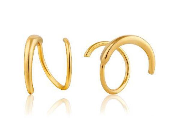 Ania Haie Twist Earrings