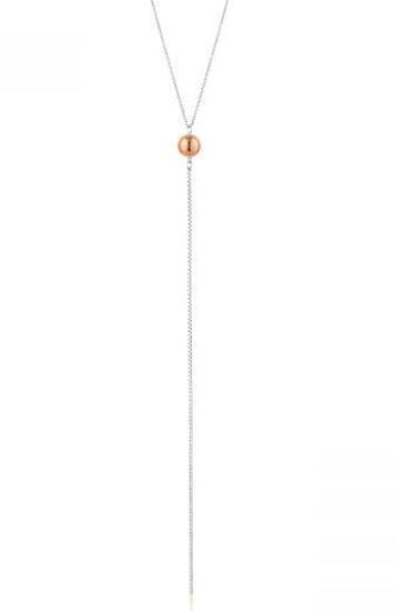 Ania Hai Orbit Y Necklace