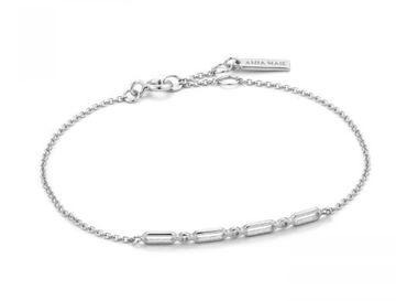 Ania Haie Modern Solid Bar Bracelet