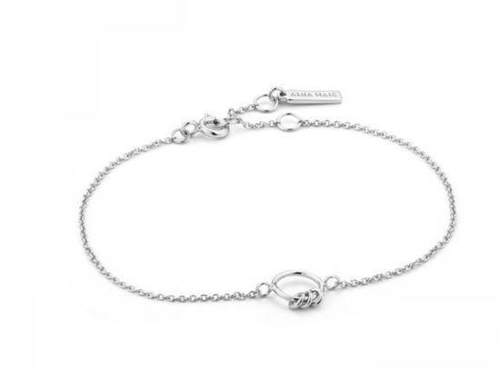 Ania Haie Modern Circle Bracelet