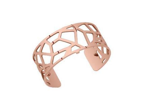 25mm Girafe Cuff Bracelet in Rose