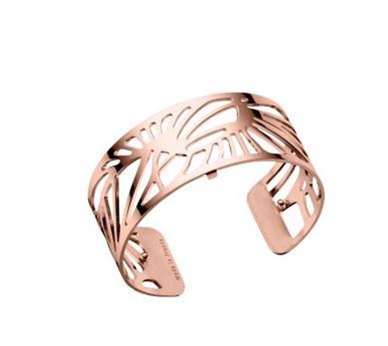 25mm Palmeraie Cuff Bracelet in Rose