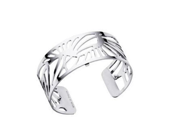 25mm Palmeraie Cuff Bracelet in Silver
