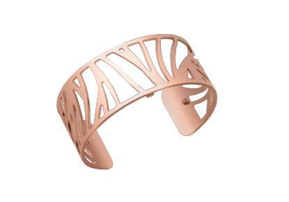 25mm Perroquet Cuff Bracelet in Rose