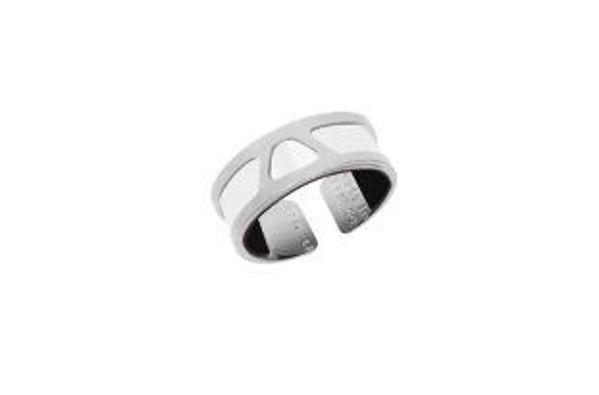 8mm Ibiza Silver Ring. Medium