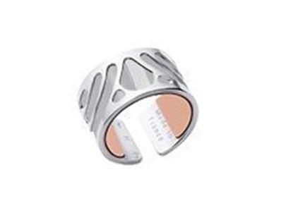 12mm Silver Poisson Ring-Medium