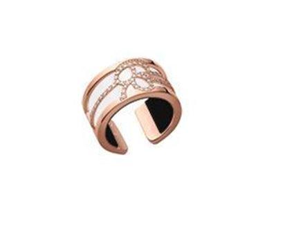 12mm Rose Petales Ring-Medium