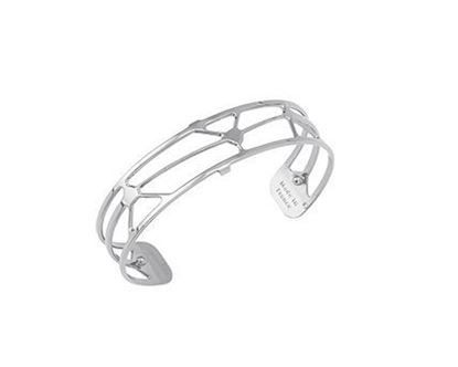 14mm Solaire Cuff Bracelet in Silver