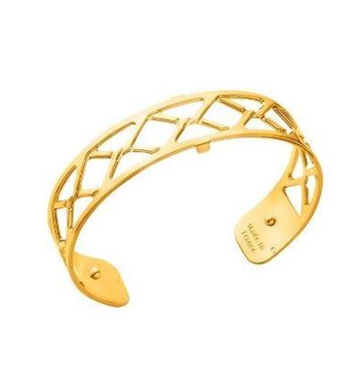14mm Yellow Cuff Bracelet in Yellow