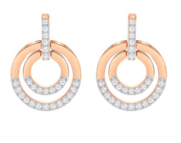 Circle-Double Circle Earrings