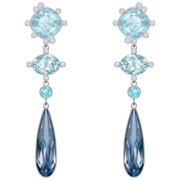 Olive Pierced Earrings