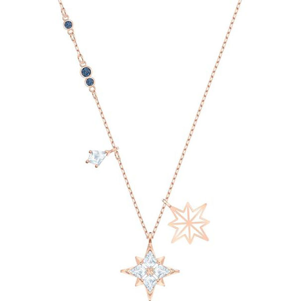Symbolic Star Necklace