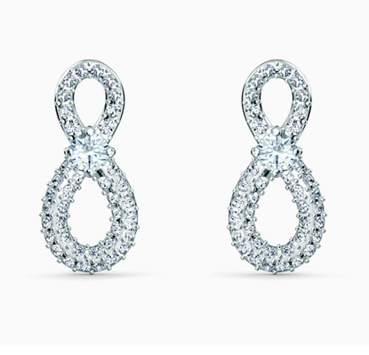 Infinity Post Earrings